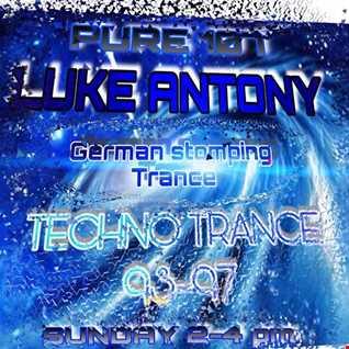 LUKE ANTONY progressive uplifting trance  hard house