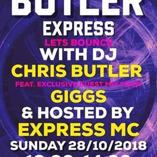 DJ Chris Butler - Let`s Bounce - Butler Express