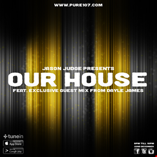Jason Judge - Our House feat. Dayle James