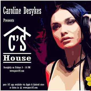 Caroline Desykes presents C's House 1st September 2017
