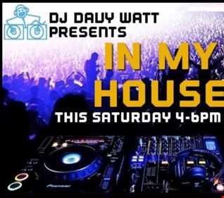 Davy Watt - In My House live on Pure 107 10.03.2018