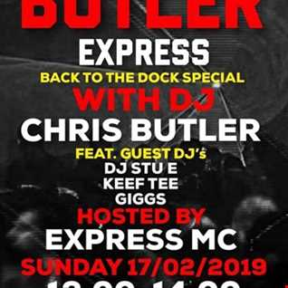 The Butler Express - Back to the Dock Special