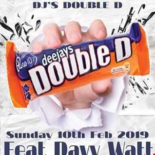 DJ'S DOUBLE D FEATURING DAVY WATT VS KRITIKAL MASS Scouse House Special (Sunday 10th Feb)