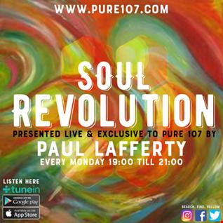 Soul Sensations with Paul Lafferty Pure 107 9/10/17