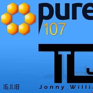 Pure (TtDj) Jonny Williams 16.11.18