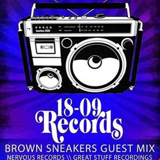 David Grant - 18-09 Records Radio Show Featuring Guest Mix From Brown Sneakers Live On Pure 107 23.02.2017
