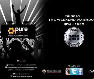 Mark Maddox - The Weekend Warm Down (Sunday 8th October 2017)