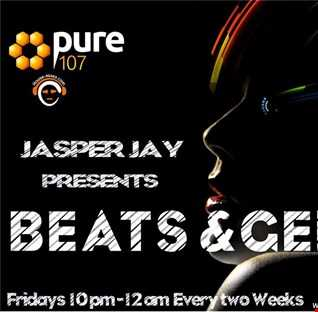 Jasper Jay - Beats & Genres live on Pure 107 Friday 18th August 2017
