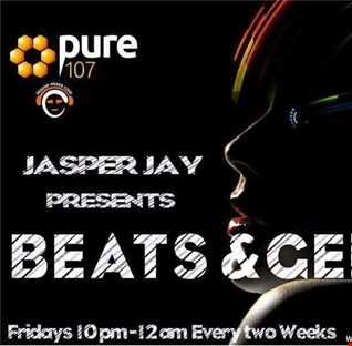 Beats & Genres with Jasper Jay live on Pure 107 Friday 15th March 2019