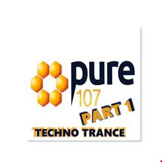 PURE PT1 TECHNO TRANCE 22nd sep 2019