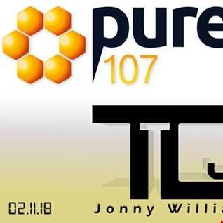 Pure (TtDj) Jonny Williams 02.11.18