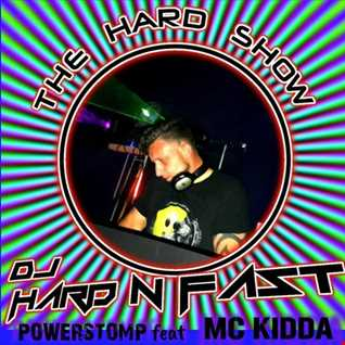 DJ Hard N Fast MC Kidda power attack live on pure 107