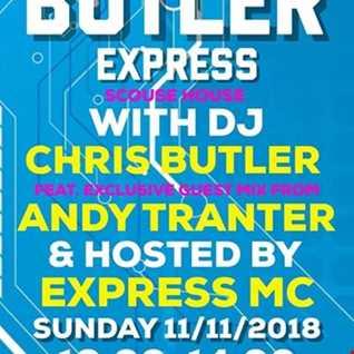 The Butler Express - Scouse House