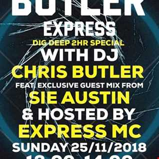 The Butler Express - Dig Deep special