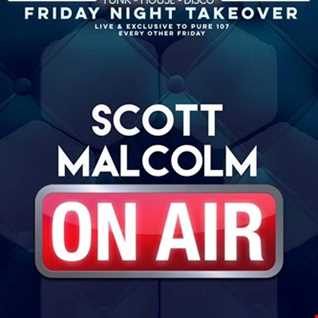 Brighter Days Takeover With Scott Malcolm Live On Pure 107 02.12.2016
