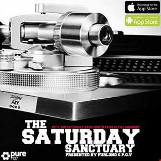 Furlong & P.O.V - Saturday Sanctuary Feat. Guest Mix From Bojan Live On Pure 107 13.08.2016