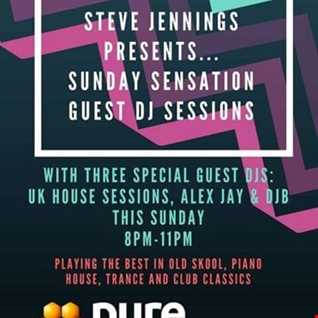 Steve Jennings - Sunday Sensation Guest Sets with DJ's Neil Mcall, DJB & Alex Jay on Pure 107 17.09.2017