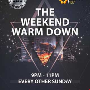 The Weekend Warm Down presented by Mark Maddox live on Pure 107 02.07.2017