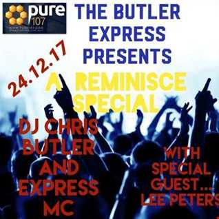 The Butler Express with DJ Chris Butler Express MC and special guest Lee Peters