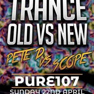 Double D Trance Classics vs New Trance 22nd april