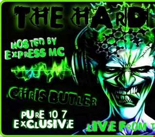 DJ Chris Butler live from the Manshed - special guest Luke Anthony (Hard N Fast)