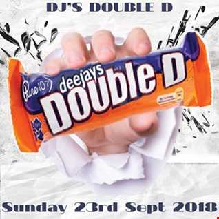 Double D New Trance Special 23rd september 18
