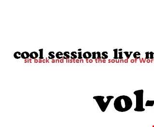 coolsessionswithvolk vol4 by volkan cosgun