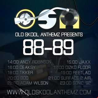 OSA Special '88-89' Oldskool House Mix