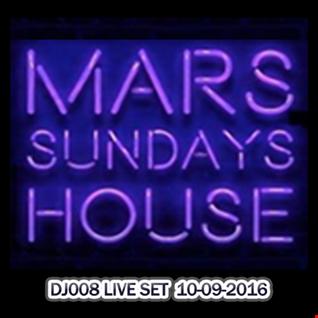 DJ008 LIVE SET @ MARS BAR  SAN FRANSISCO 10-09-2016