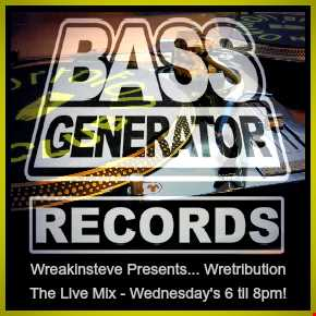 DJ Chris (The Beatmaster) Ellis   Bass Generator Radio 09 12 15
