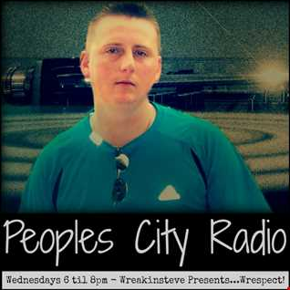 DJ Chris (The Beatmaster) Ellis  Peoples City Radio 16 09 15