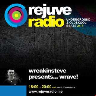DJ Chris (The Beatmaster) Ellis  Rejuve Radio 01 01 15