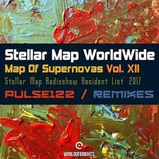 Pulse122, al l bo - Map Of Supernovas Vol. XII (Compilation Megamix)