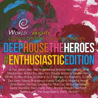 Deep House The Heroes Vol. 5 Enthusiastic Edition (Megamix)