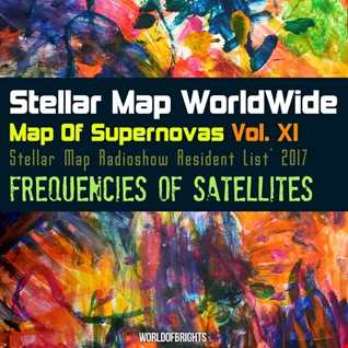 Stellar Map WorldWide - Map Of Supernovas Vol. XI (Megamix)