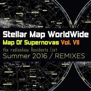 Stellar Map WorldWide - Map Of Supernovas Vol. VII (Megamix)
