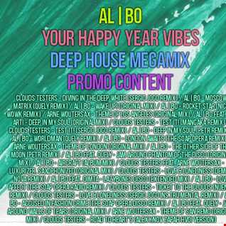 al l bo - Your Happy Year Vibes (megamix)