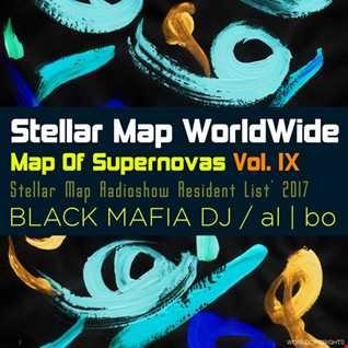 Stellar Map WorldWide - Map Of Supernovas Vol. 9: Black Mafia DJ (Megamix)
