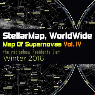 Stellar Map WorldWide - Map Of Supernovas IV (Compilation Megamix)