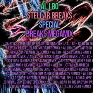 al l bo - Stellar Breaks Special (megamix)
