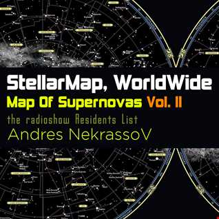 Stellar Map WorldWide - Map Of Supernovas II (Compilation Megamix)