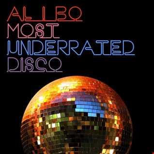 al l bo - Most Underrated Disco (2016)