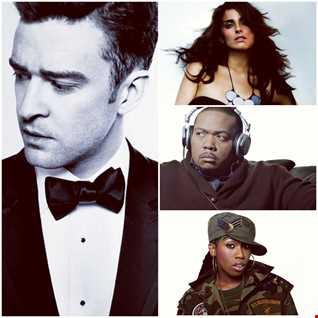Justin Timberlake vs. Nelly Furtado & Timbaland (feat. Missy Elliot) - Work Sexy Girl (Daniel Vieira Mashup)