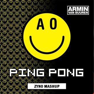 Armin van Buuren  Ping Pong (Zyno Mashup)