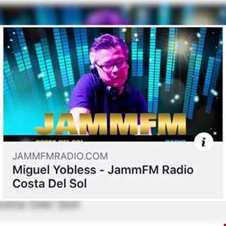 Miguel Yobless Mix4 JammFM radio Costa del Sol