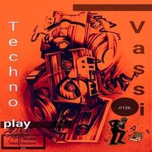 V.a.s.s.i  Techno Play 126