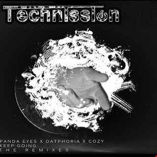 Panda Eyes & Datphoria Ft. Cozy   Keep Going (Technission Remix)