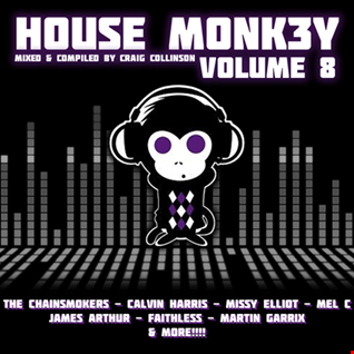 house monk3y volume 8