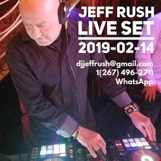 JeffRush LiveSet 2019 02 14 TranceLounge