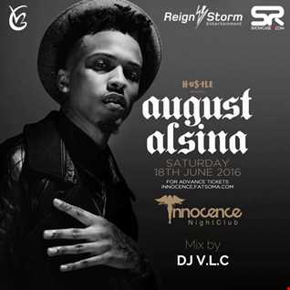 Hustle- August Alsina RnB Mix